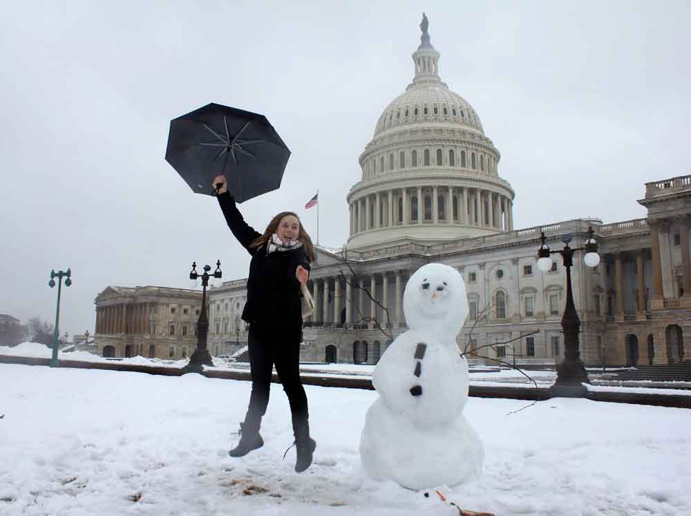 Mallory Boyle in DC