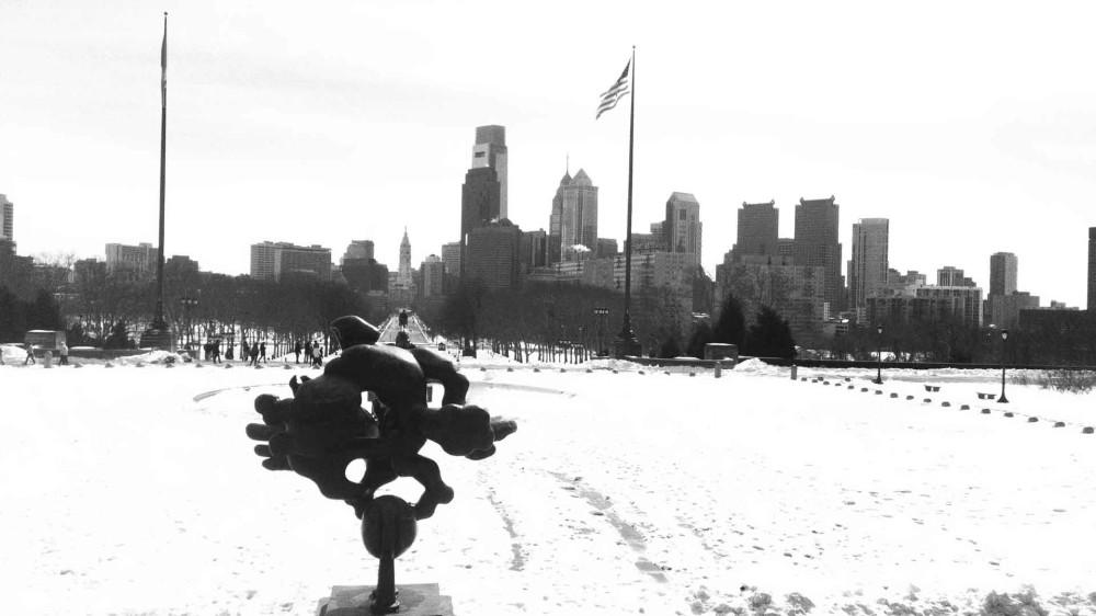 Philadelphia Winter - February, 2014